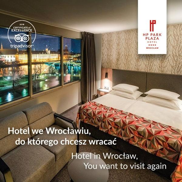 hotel park plaza wroclaw