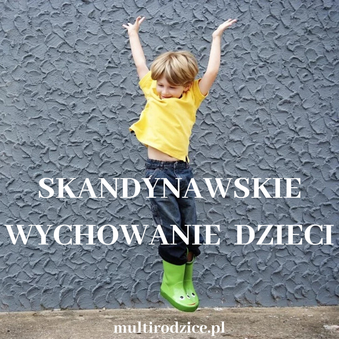 skandynawskie wychowanie dzieci