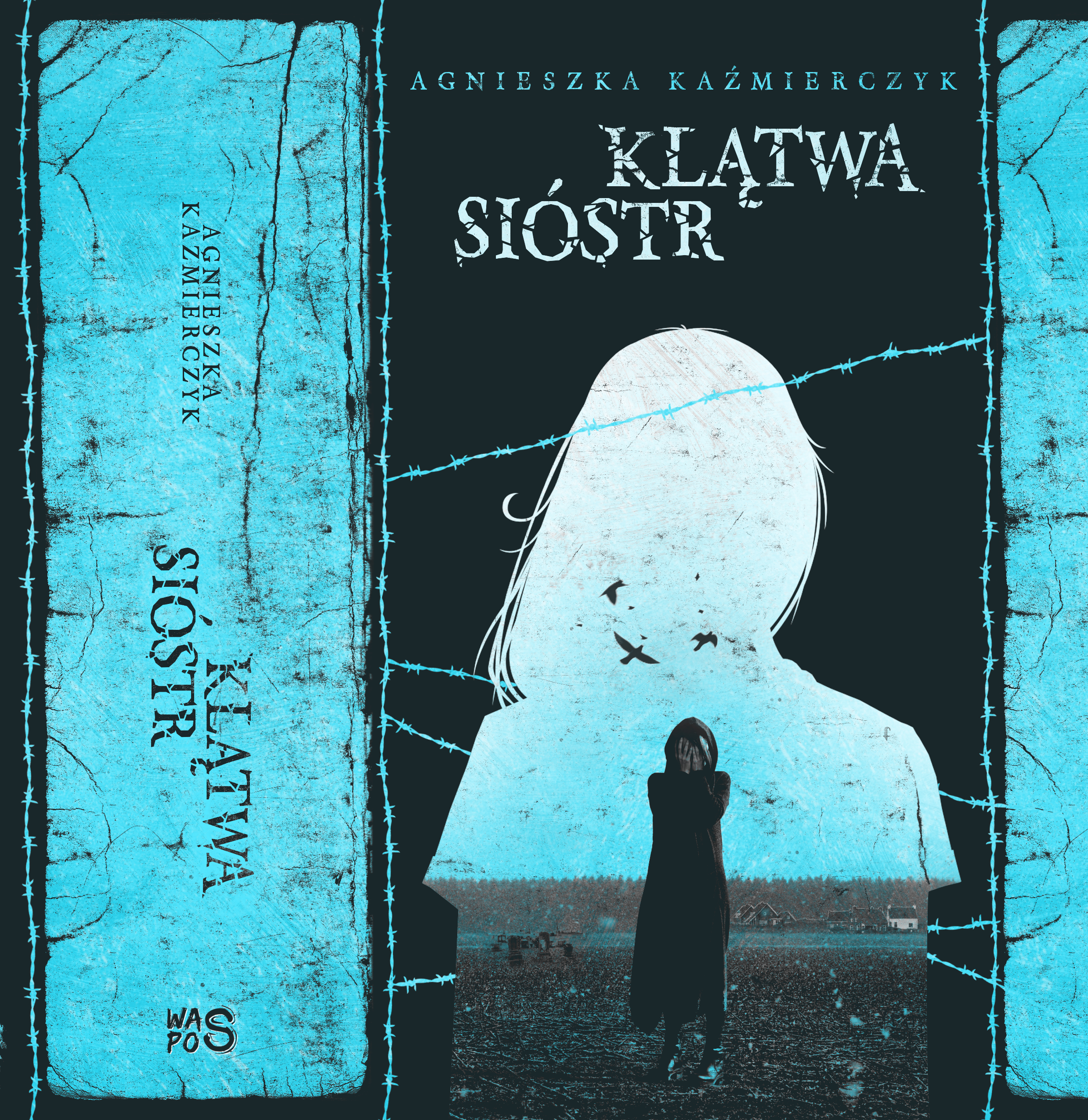 klatwa siostr Agnieszka Kazmierczyk