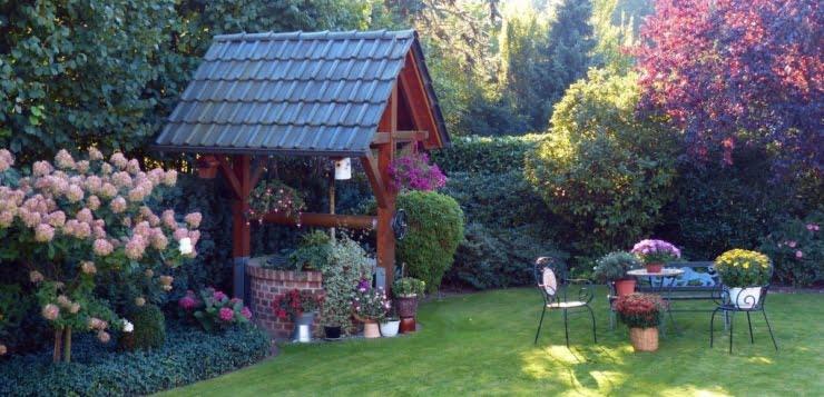 Jak zaaranżować rodzinny ogród