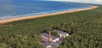 Wakacje nad Morzem Bałtyckim blisko plaży i z dala od tłumów – Hotel*** Orle na Wyspie Sobieszewskiej