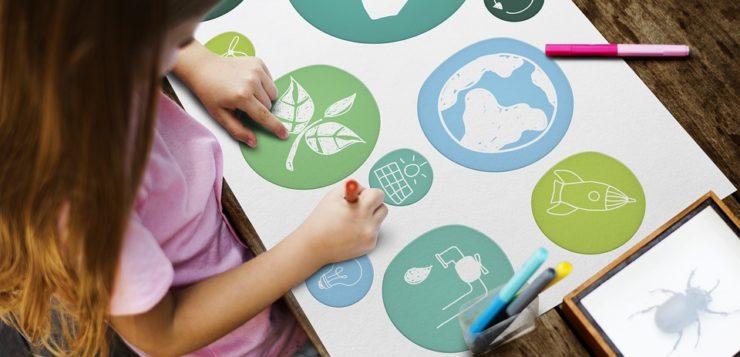 Jak uczyć dziecko dbania o środowisko – 5 prostych zasad