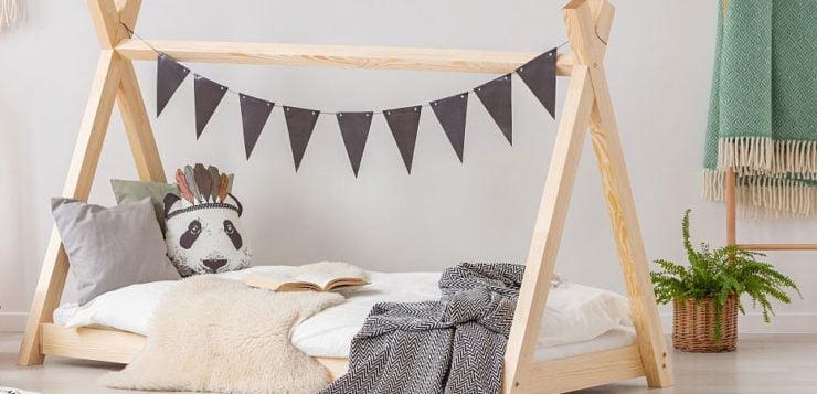 Jak nauczyć dziecko spać w swoim pokoju?