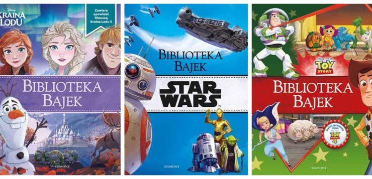 """""""Biblioteka Bajek"""" oraz """"Bajki 5 minut przed snem"""" – serie książek, które pokochają twoje dzieci"""