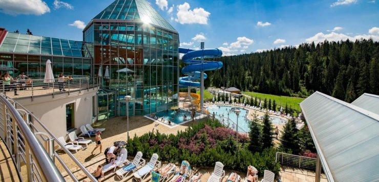 Tu tworzą się Wasze wspomnienia – Hotel**** Bukovina w Bukowinie Tatrzańskiej