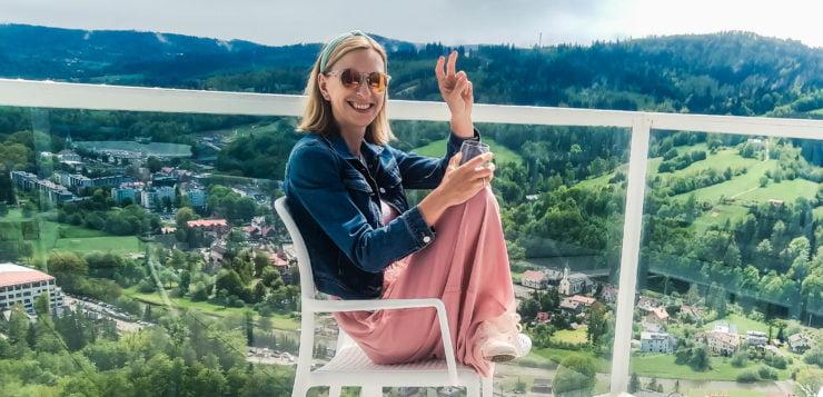 Hotel***** Crystal Mountain w Wiśle – rodzinny hotel z widokiem na panoramę gór