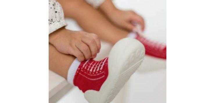 Pierwsze buty i kapcie dla dziecka