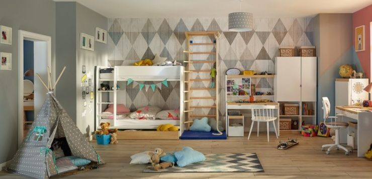 Jak udekorować meble dla dzieci?