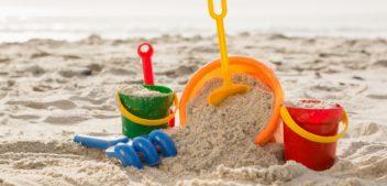 Zorganizuj wspaniałą zabawę w piaskownicy