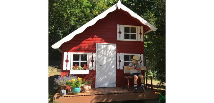 Czy domek ogrodowy dla dzieci to dobry pomysł?